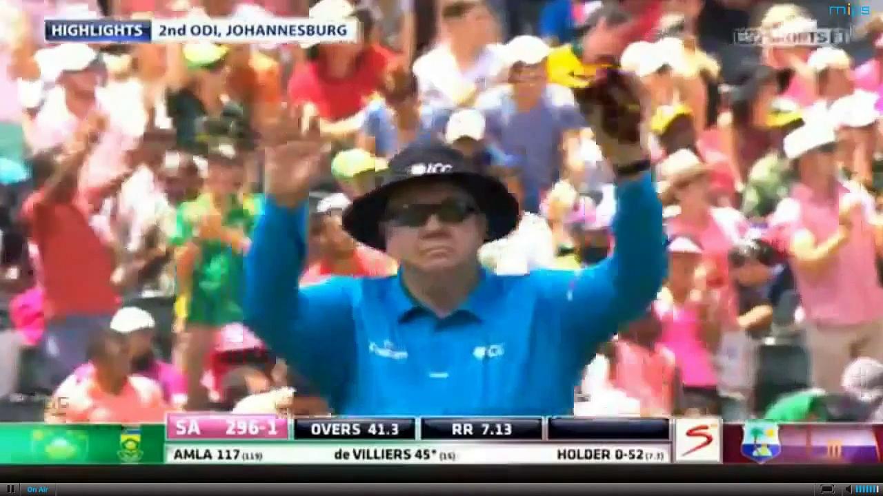 AB De Villiers Fastest Century 100 off 31 Balls