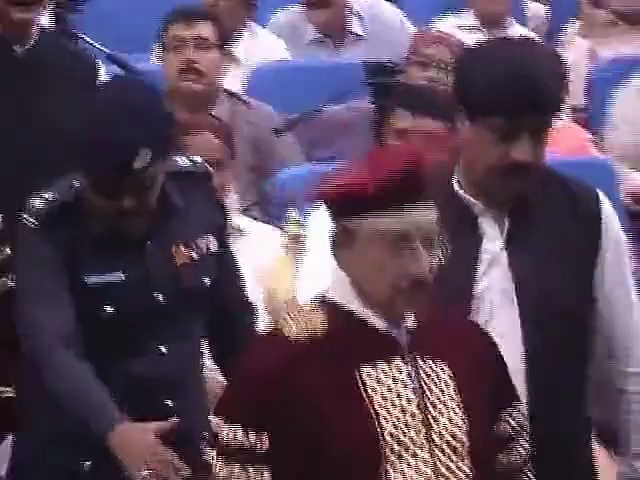 Saien Qaim Ali Shah Funny Video