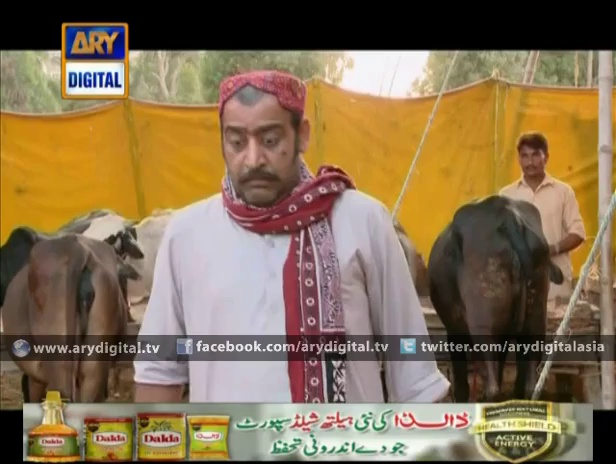 Bulbulay Ep – 316 – Eid Special 1st Day – 6th October 2014