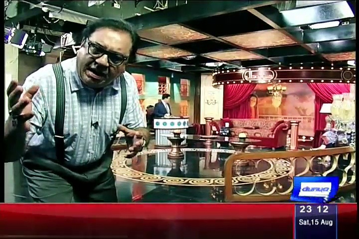 Hasb e Haal – 15th August 2015