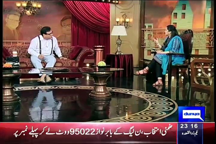 Hasb e Haal – 16th August 2015