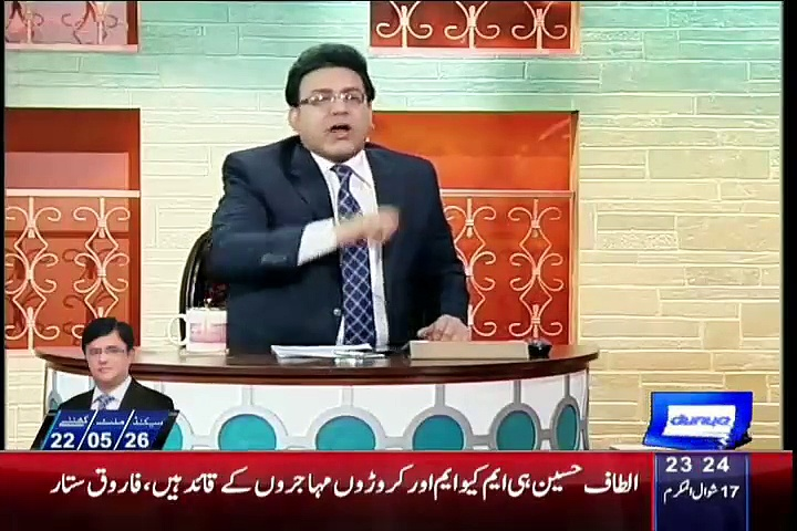 Hasb e Haal – 2nd August 2015