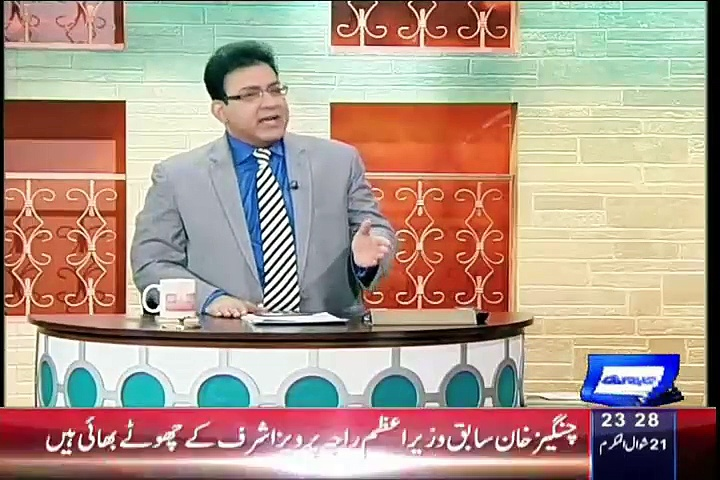 Hasb e Haal – 6th August 2015