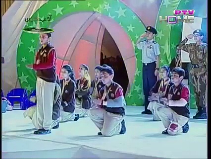 A Great Tableau By Army Public School (APS) Peshawar's Students | Bara Dushman Bana Phirta Hai