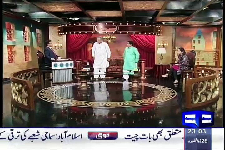 Hasb e Haal – 10th September 2015