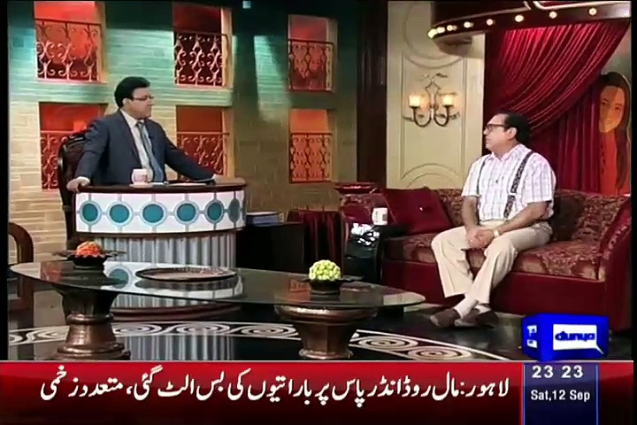 Hasb e Haal – 12th September 2015