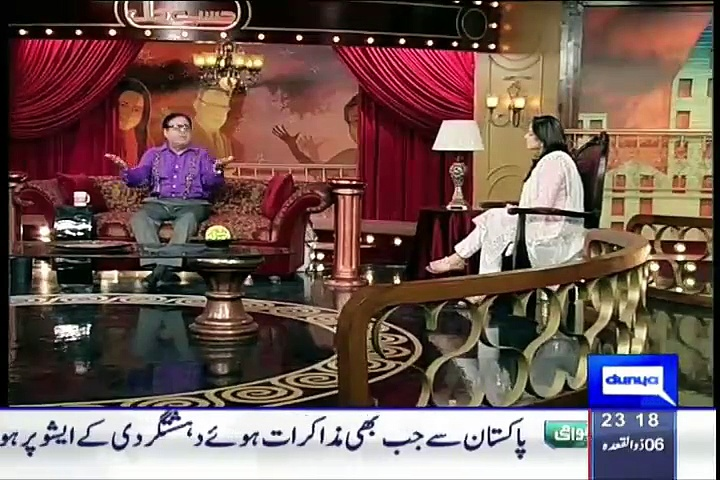 Hasb e Haal – 21st August 2015