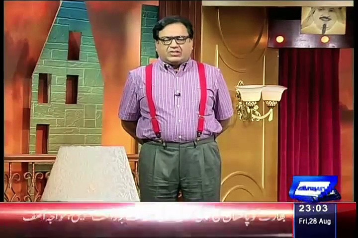 Hasb e Haal – 28th August 2015