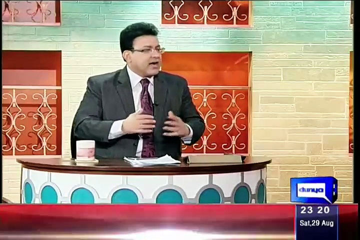 Hasb e Haal – 29th August 2015