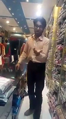 Parody Of All Bollywood Actors By This Talented Salesman