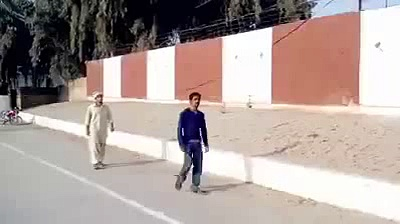 When Pathan Follows You…! Funny Video