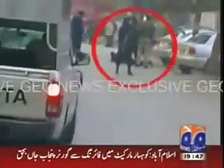 How Police Arrested Mumtaz Qadri after Killing Salman Taseer