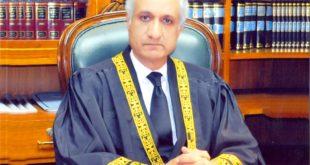 Justice Ijaz ul Ahsan