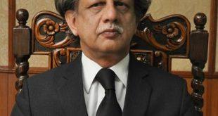 Justice Azmat Saeed Khan