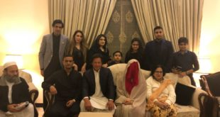 Imran Khan 3rd Marriage